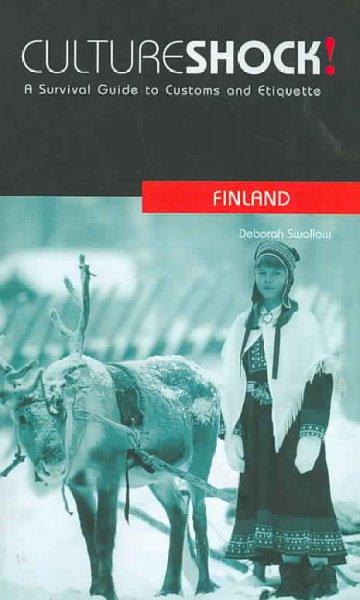 Finland CultureShock! book cover