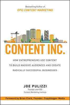 book cover: Content Inc