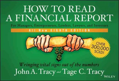 book cover of Tracy's How to Read a Financial Report