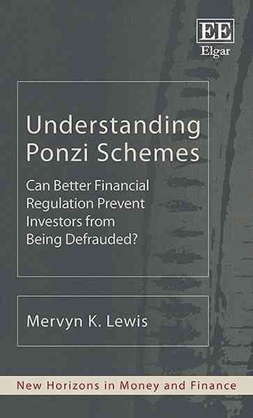 Understanding Ponzi Schemes book cover