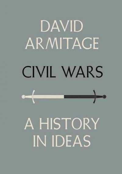 Cover of Civil Wars by David Armitage